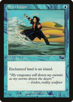 Sea's Claim image