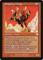 Snapping Thragg image