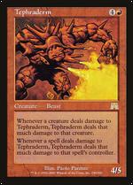 Tephraderm image