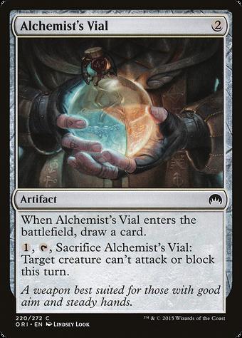Alchemist's Vial image