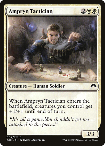 Ampryn Tactician image