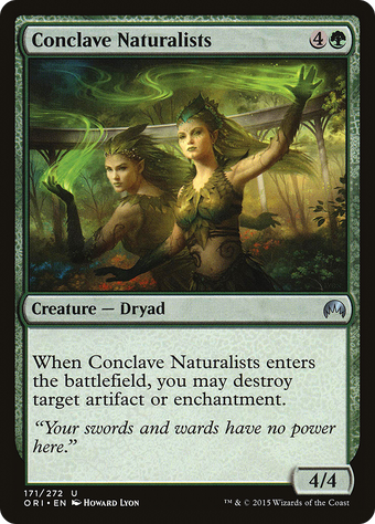 Conclave Naturalists image