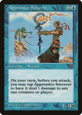Apprentice Sorcerer image