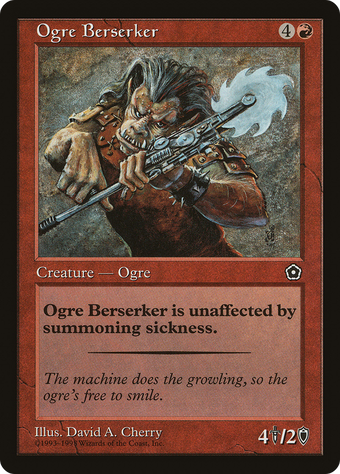 Ogre Berserker image