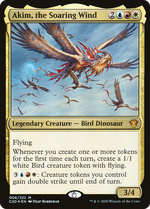 Akim, the Soaring Wind image