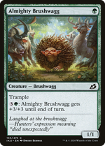 Almighty Brushwagg image