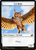 Cat Bird Token image