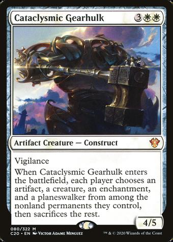 Cataclysmic Gearhulk image