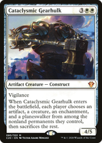 Cataclysmic Gearhulk image