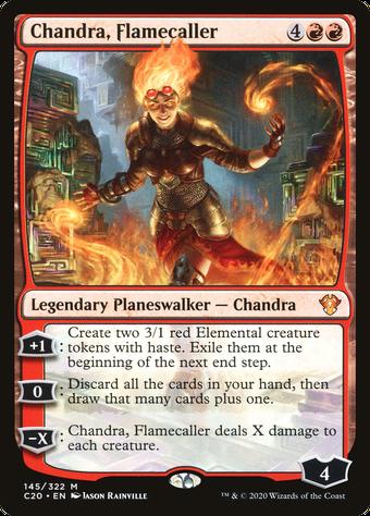 Chandra, Flamecaller image