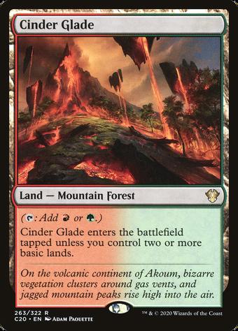 Cinder Glade image