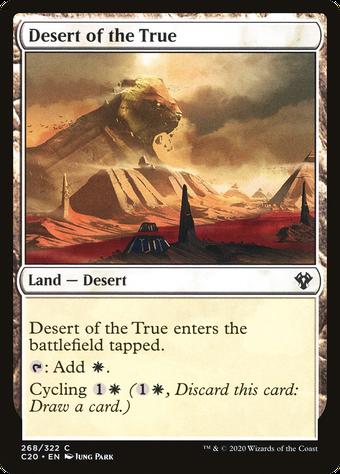Desert of the True image