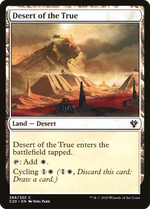 Desert of the True image