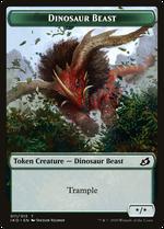 Dinosaur Beast Token image