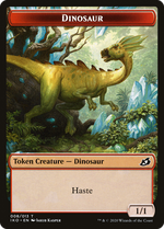 Dinosaur Token image