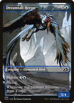 Dreamtail Heron image