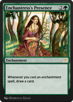 Enchantress's Presence image