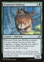 Exuberant Wolfbear image