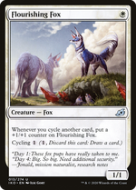 Flourishing Fox image