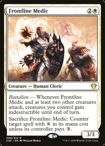 Frontline Medic image