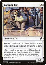 Garrison Cat image