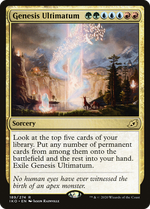 Genesis Ultimatum image