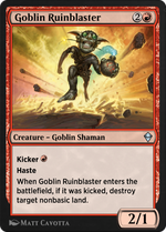 Goblin Ruinblaster image