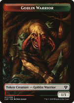 Goblin Warrior Token image