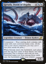 Gyruda, Doom of Depths image