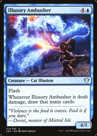 Illusory Ambusher image