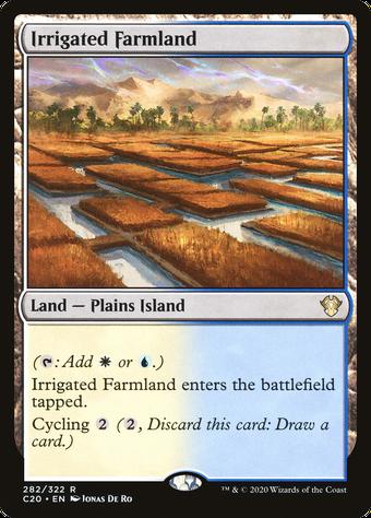 Irrigated Farmland image
