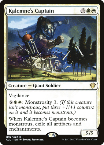 Kalemne's Captain image
