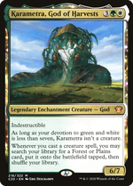 Karametra, God of Harvests image
