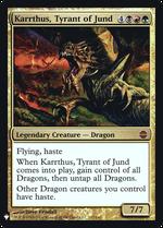 Karrthus, Tyrant of Jund image