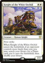 Knight of the White Orchid image