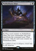 Netherborn Altar image