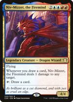 Niv-Mizzet, the Firemind image