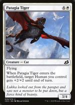 Patagia Tiger image