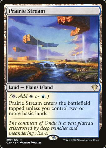 Prairie Stream image