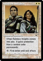 Rainbow Knights image
