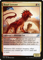 Regal Leosaur image