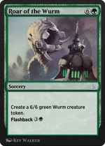 Roar of the Wurm image