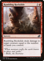 Rumbling Rockslide image