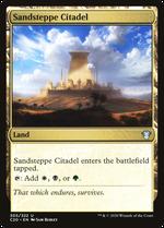 Sandsteppe Citadel image