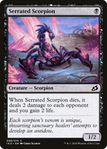Serrated Scorpion image