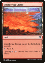 Smoldering Crater image