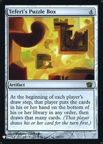 Teferi's Puzzle Box image