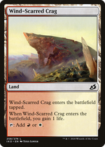 Wind-Scarred Crag image
