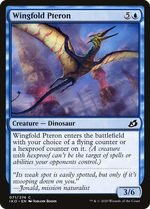 Wingfold Pteron image