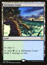 Yavimaya Coast image